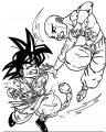 Goku Vs Aang Ubob Avatar Aang Coloring Page