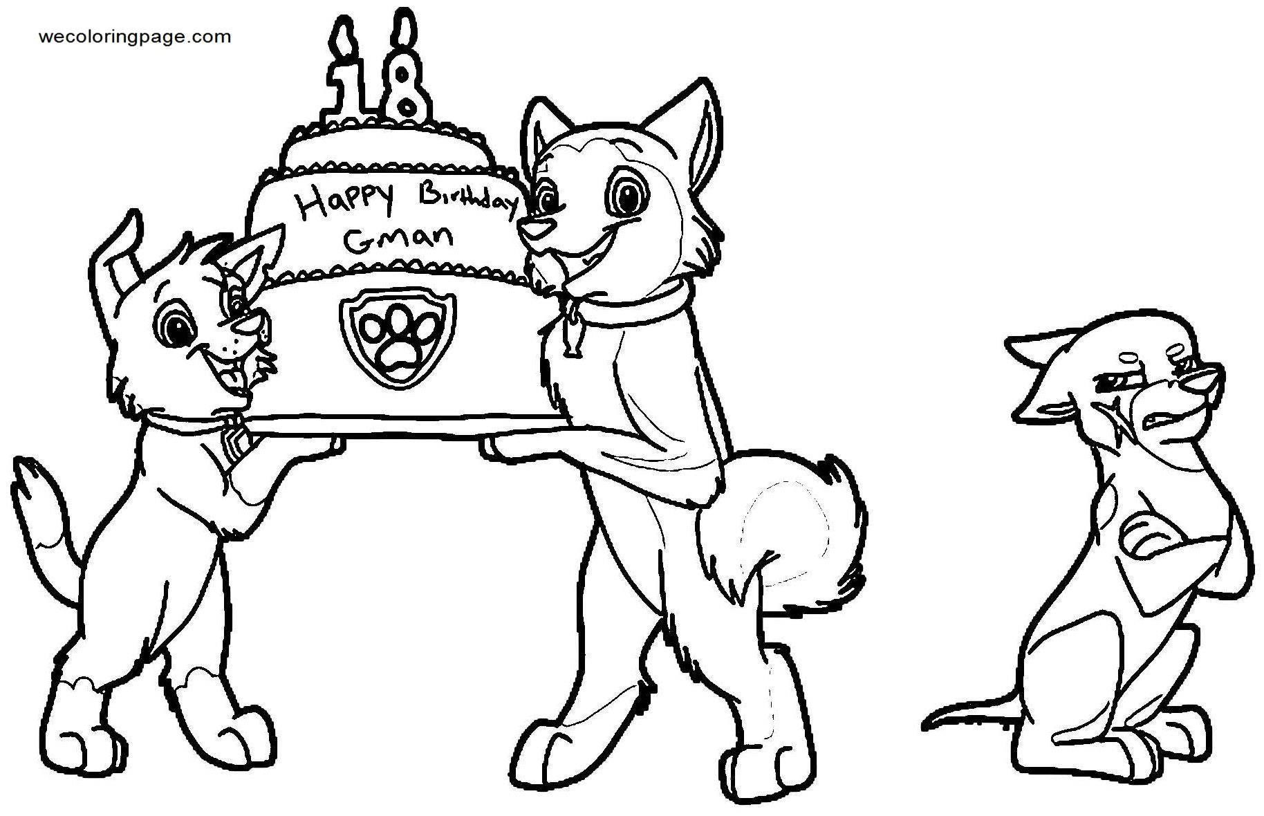 Happy Bday G Pokemon luver girl Dtvr Coloring Page