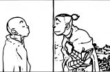 Images Avatar Aang Coloring Page 212