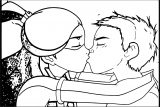 Kataang Moments Katara And Aang True Love Avatar Aang Coloring Page