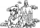 Korra And Aang Grubbins Lok Dvy Avatar Aang Coloring Page
