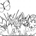 Purple-Flowers-Grass-And-Butterfly-Clipart-Coloring-Page.jpg