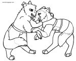 Request Rocky And Tundra From Paws Patrol Luawolf Coloring Page