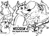 Sweetkod Balto The Heart Of A Hero Coloring Page