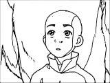 Tumblr LieswfTkQvqewkno Avatar Aang Coloring Page