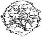 Tumblr Ndppqoxjtgxjiyo Avatar Aang Coloring Page