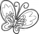 Butterfly Coloring Page Wecoloringpage 101