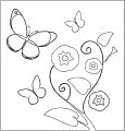 Butterfly Coloring Page Wecoloringpage 131