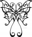 Butterfly Coloring Page Wecoloringpage 139