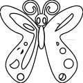 Butterfly Coloring Page Wecoloringpage 172