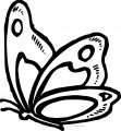 Butterfly Coloring Page Wecoloringpage 180