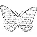 Butterfly Coloring Page Wecoloringpage 297