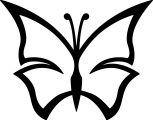 Butterfly Coloring Page Wecoloringpage 306