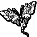 Butterfly Coloring Page Wecoloringpage 351