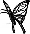Butterfly Coloring Page Wecoloringpage 93