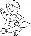 Caillou Coloring Page WeColoringPage 021