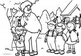 Caillou Coloring Page WeColoringPage 078