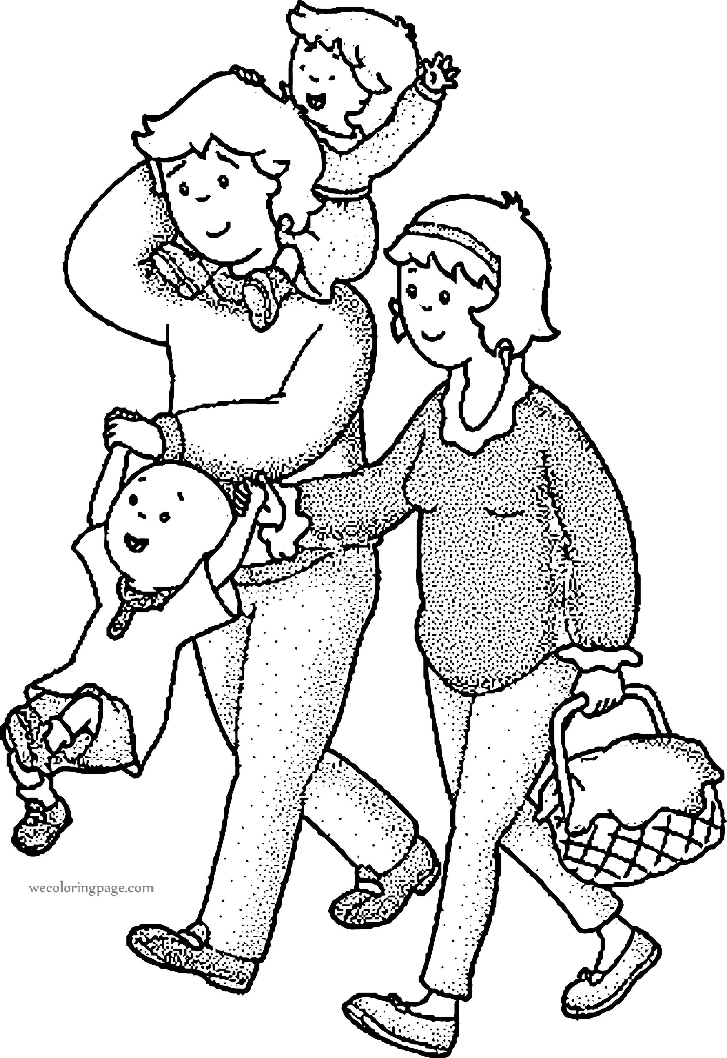 Caillou Coloring Page WeColoringPage 082