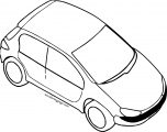 Car Wecoloringpage Coloring Page 141