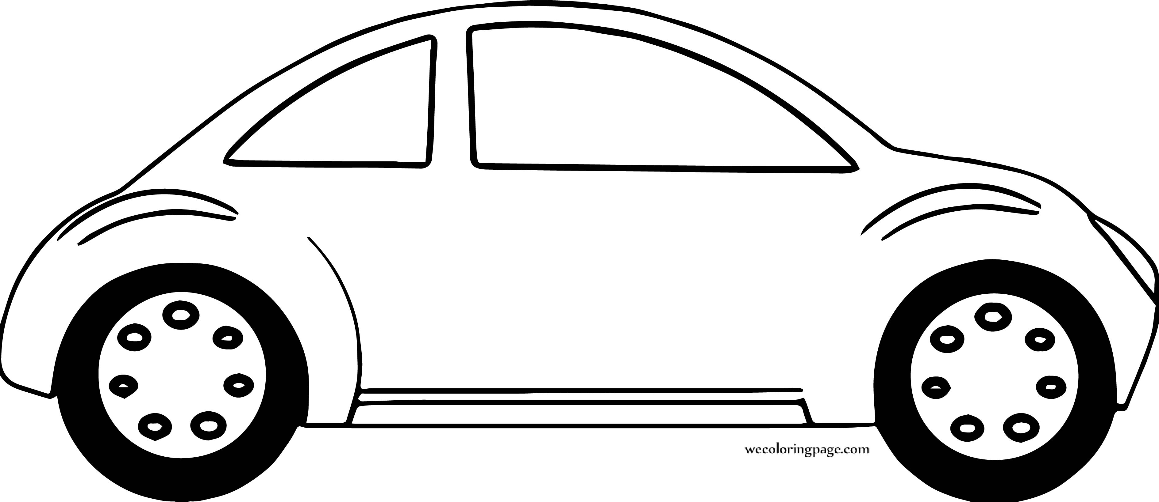 Car Wecoloringpage Coloring Page 155