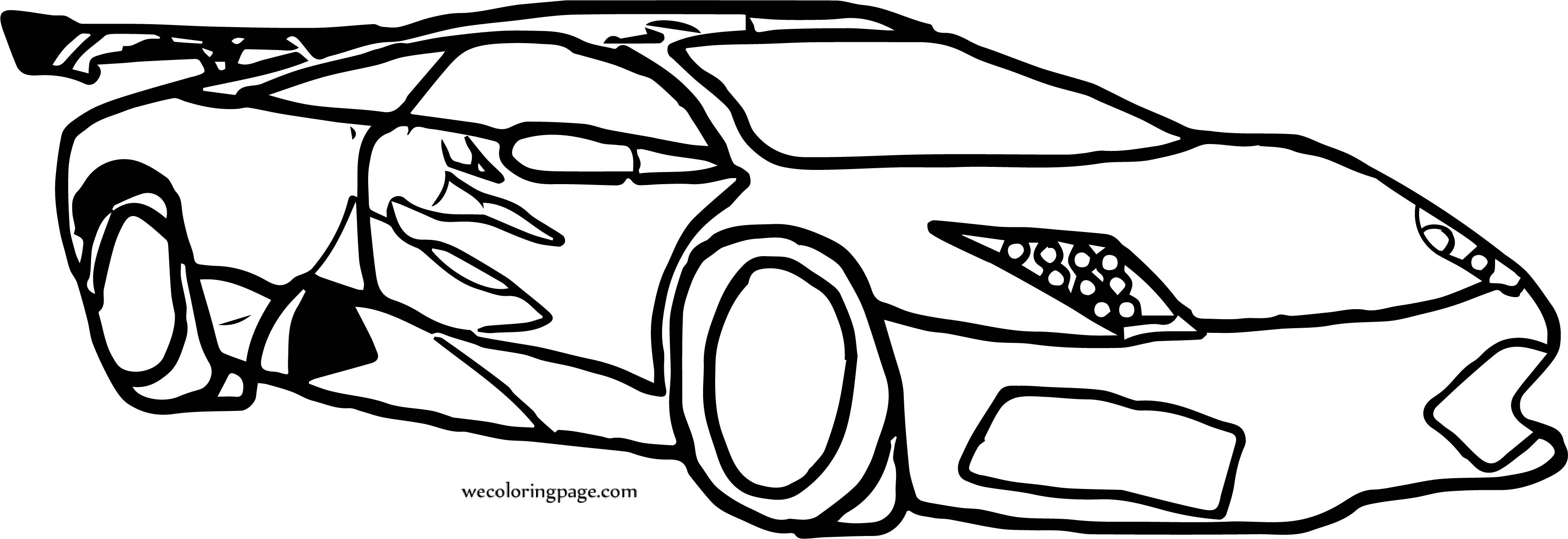 Car Wecoloringpage Coloring Page 162
