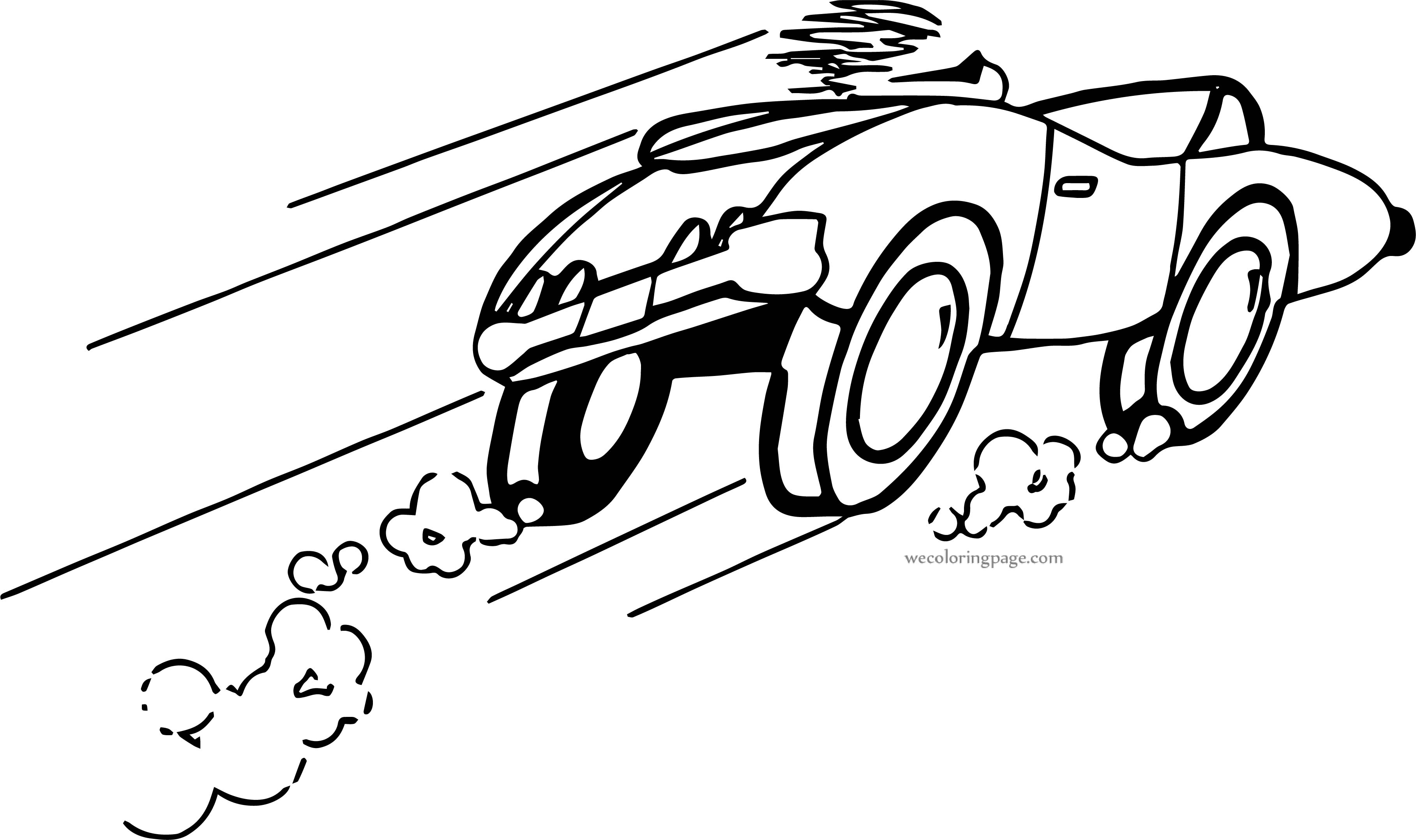 Car Wecoloringpage Coloring Page 175