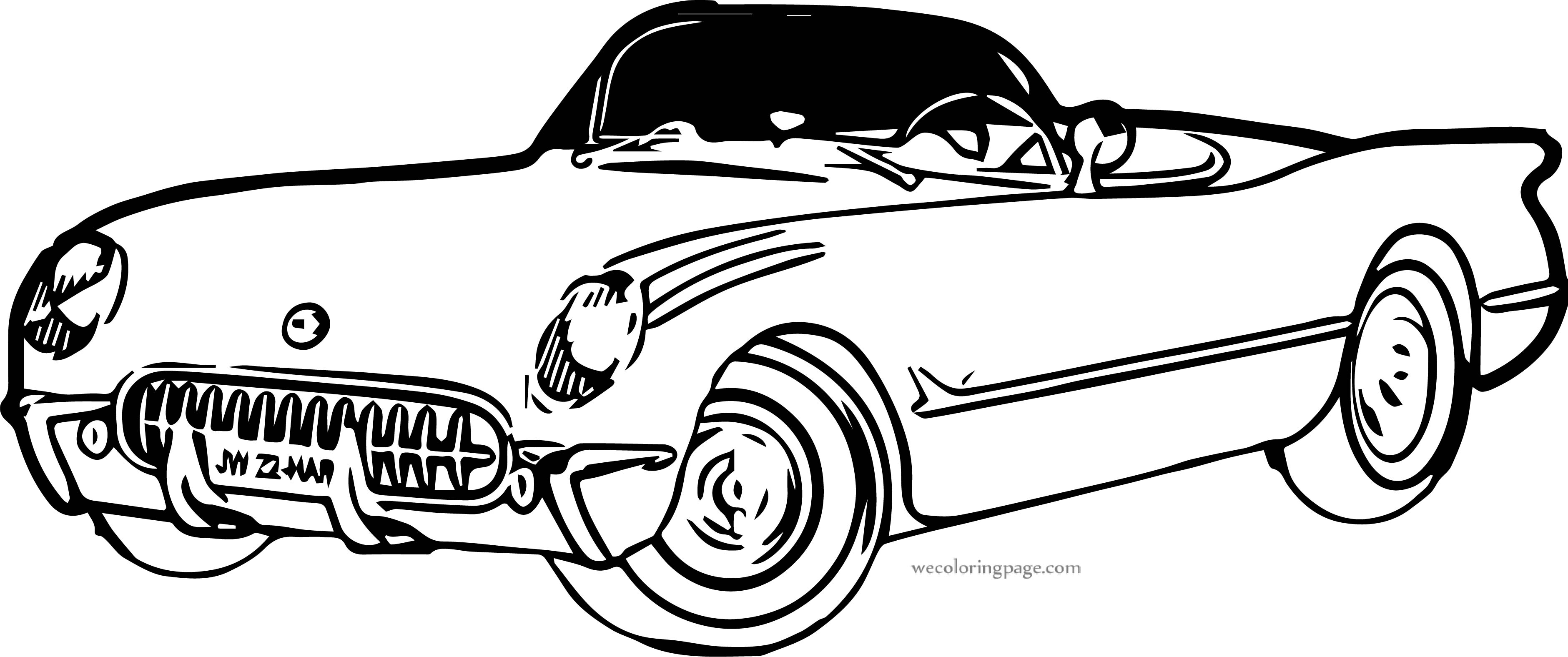Car Wecoloringpage Coloring Page 177