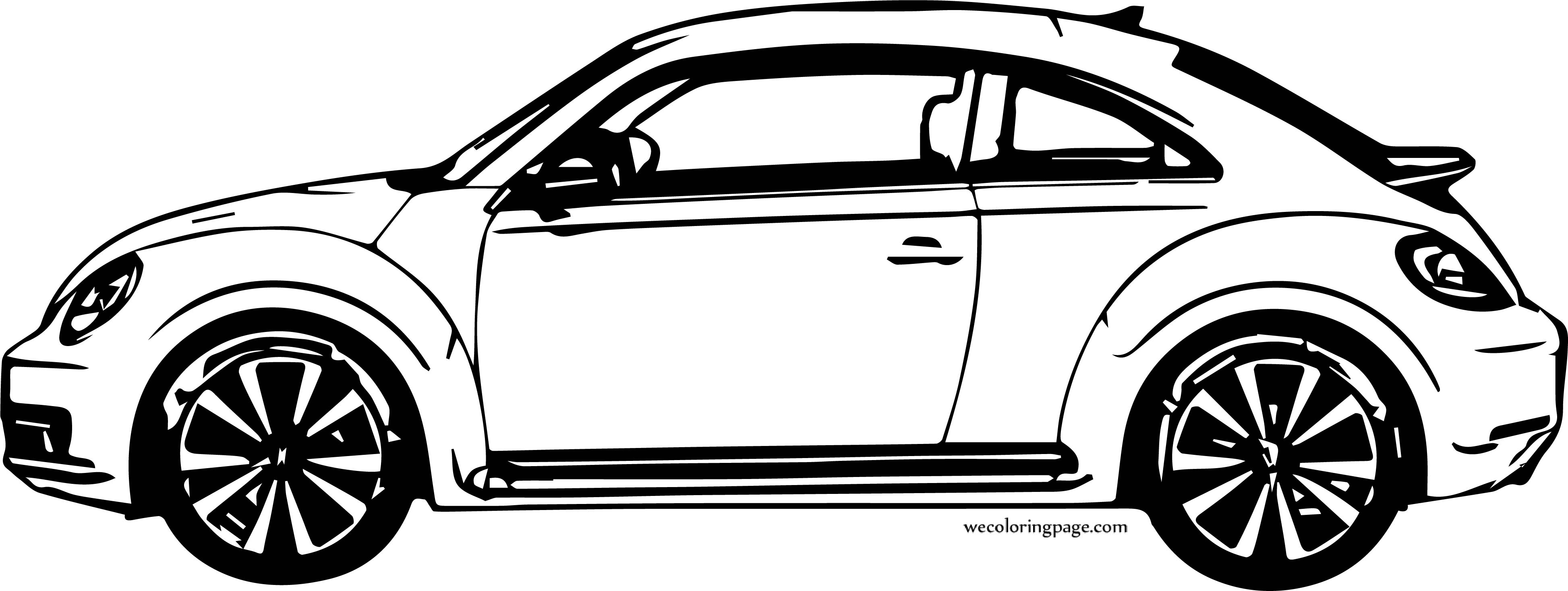 Car Wecoloringpage Coloring Page 194