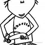 Charlie And Lola Coloring Page 41