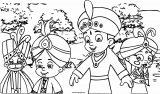 Chhota Bheem Coloring Page 23