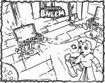 Chhota Bheem Coloring Page 25