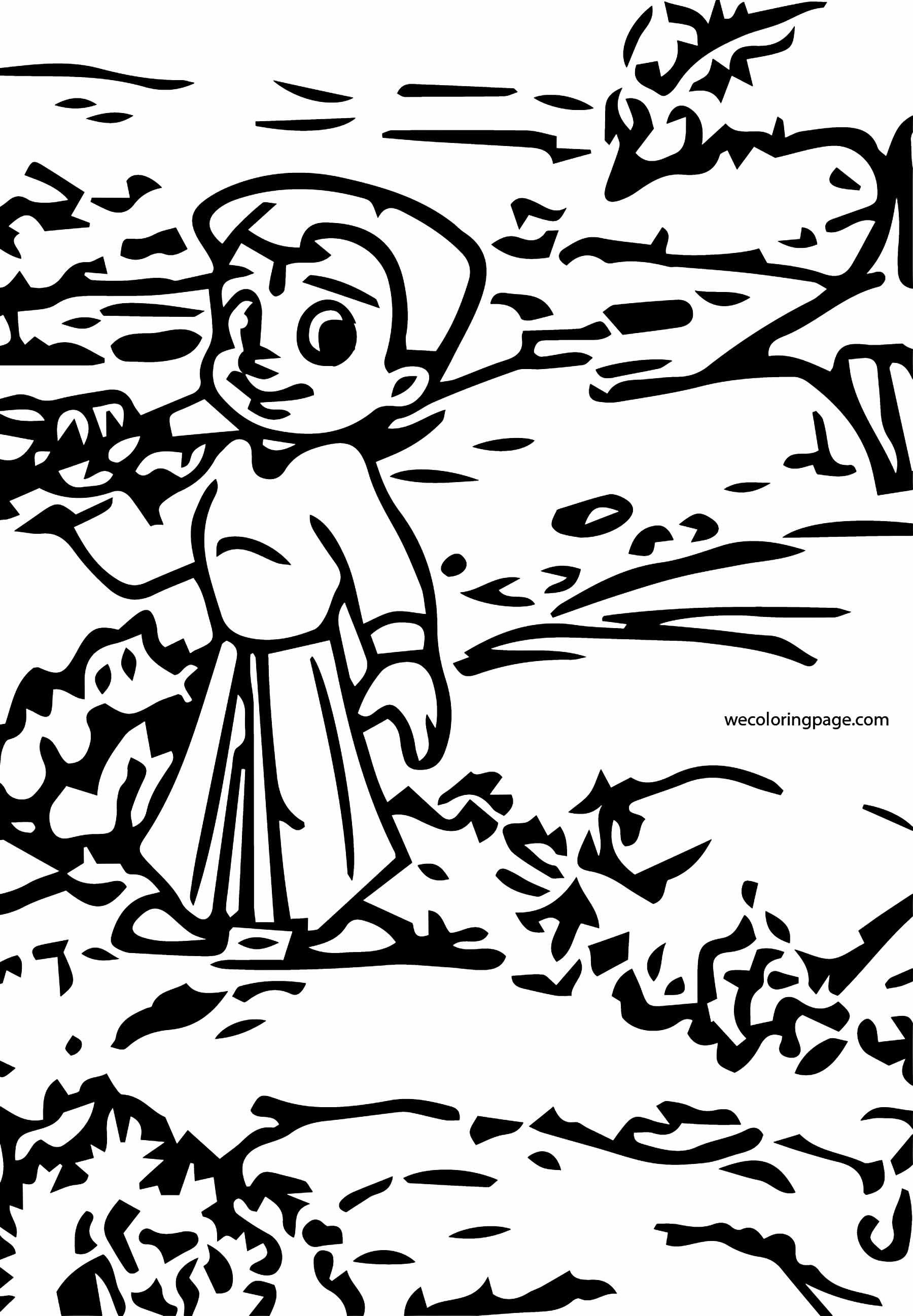 Chhota Bheem Coloring Page 26