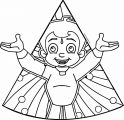 Chhota Bheem Coloring Page 29
