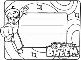 Chhota Bheem Coloring Page 30