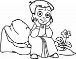 Chhota Bheem Coloring Page 63 Stay Stone