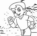 Chhota Bheem Coloring Page 66