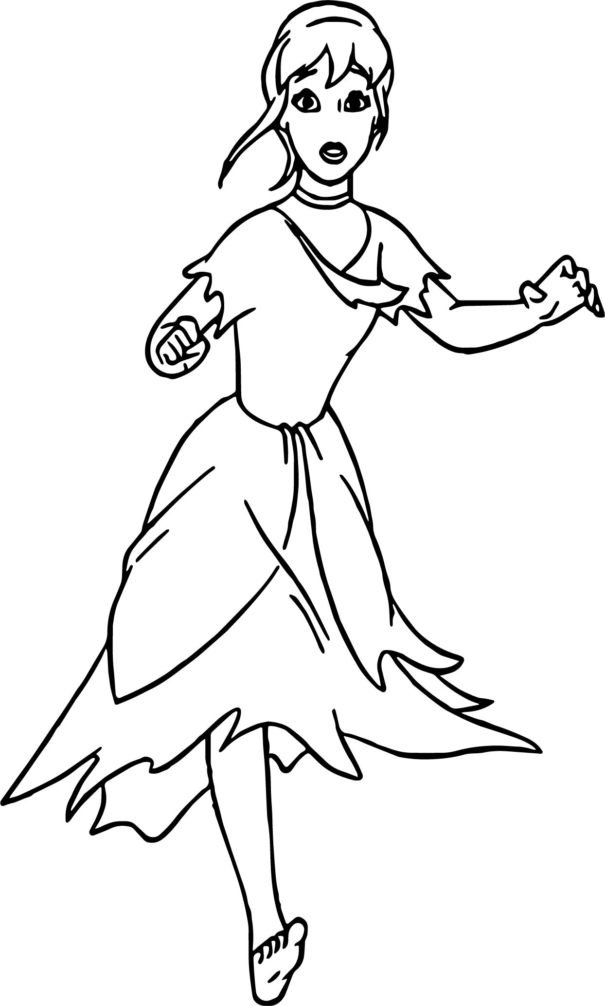 Cinderella Lll A Twist In Time Coloring Pages 01