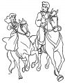 Cinderella Lll A Twist In Time Coloring Pages 15