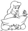 Cinderella Mice And Birds Coloring Pages 21