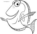 Disney Finding Nemodory 2 214145001 Coloring Pages