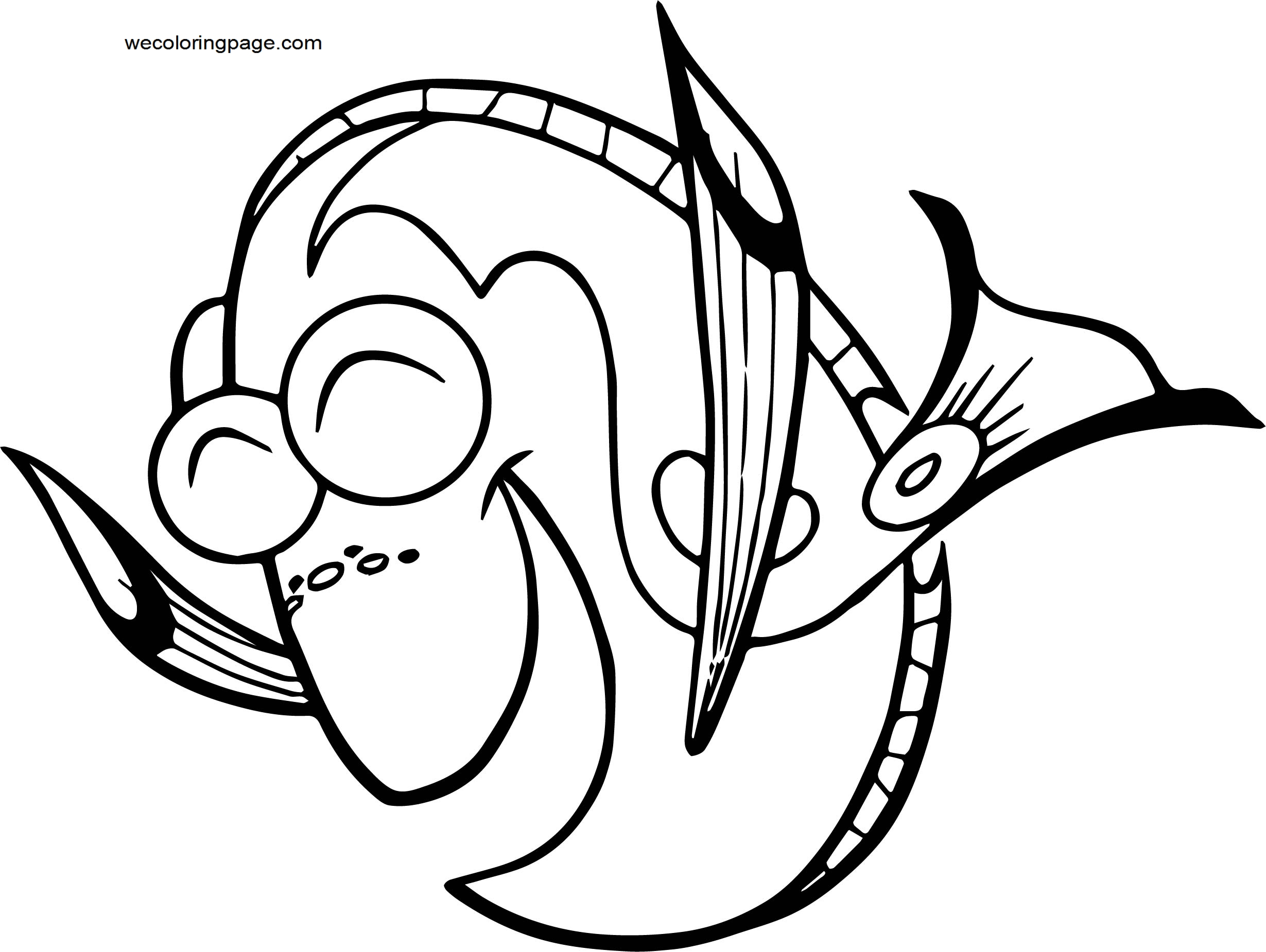 Disney Finding Nemodory 2 214145002 Coloring Pages