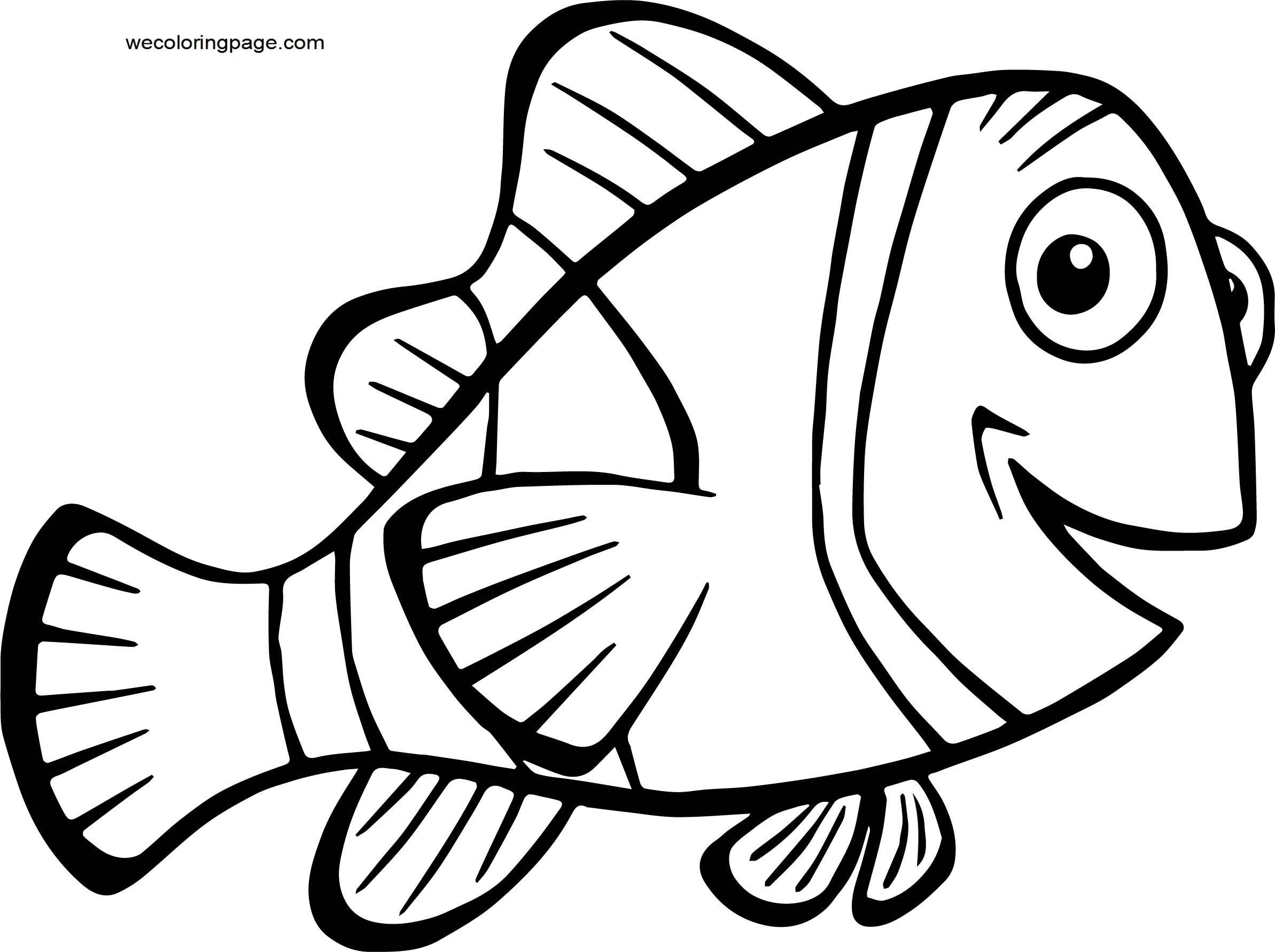 Disney Finding Nemopfg 24 Coloring Pages