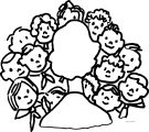English Teacher All Coloring Page