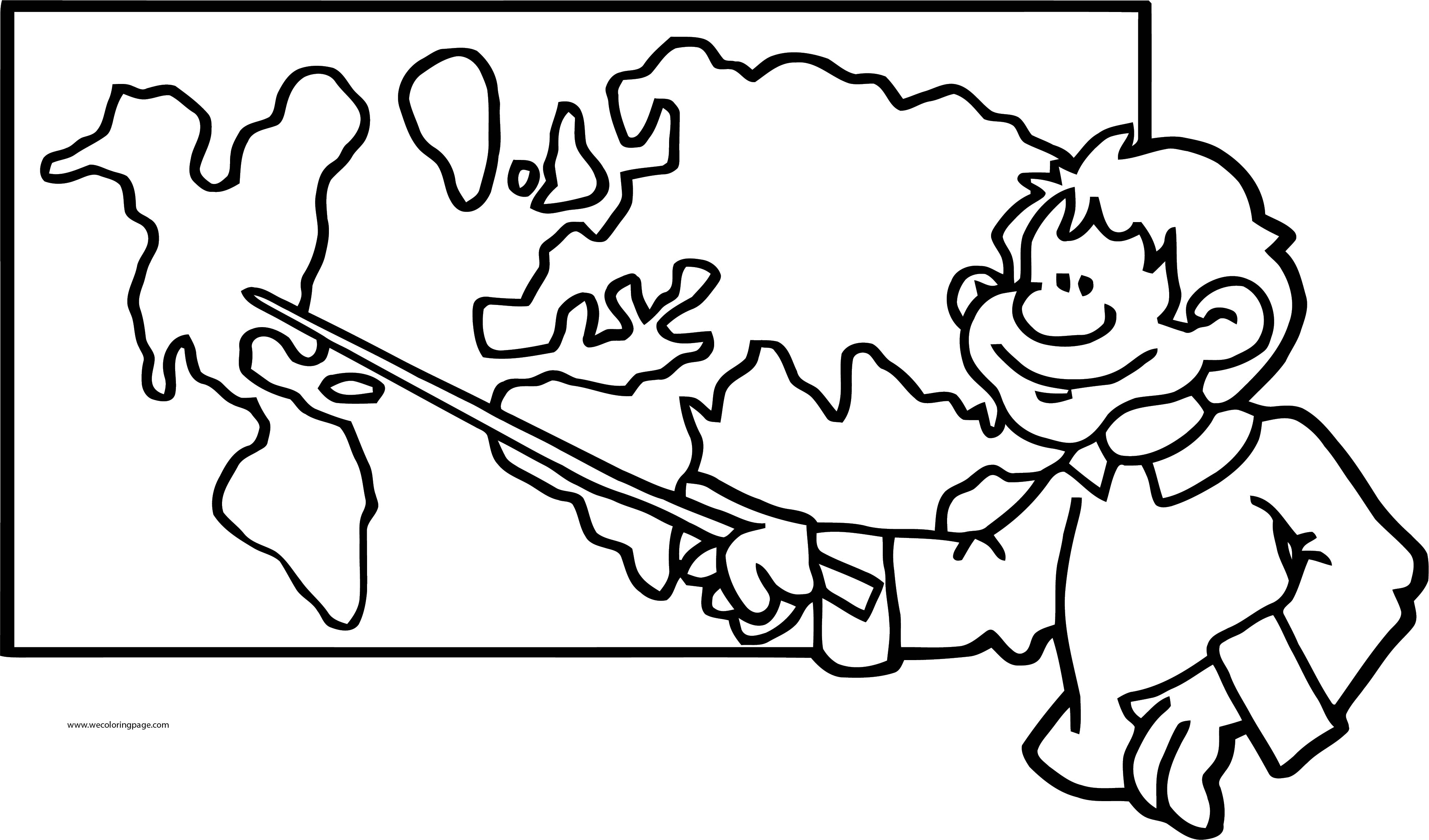 English Teacher We Coloring Page 020