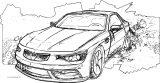 Etk Kc6t Car Coloring Page