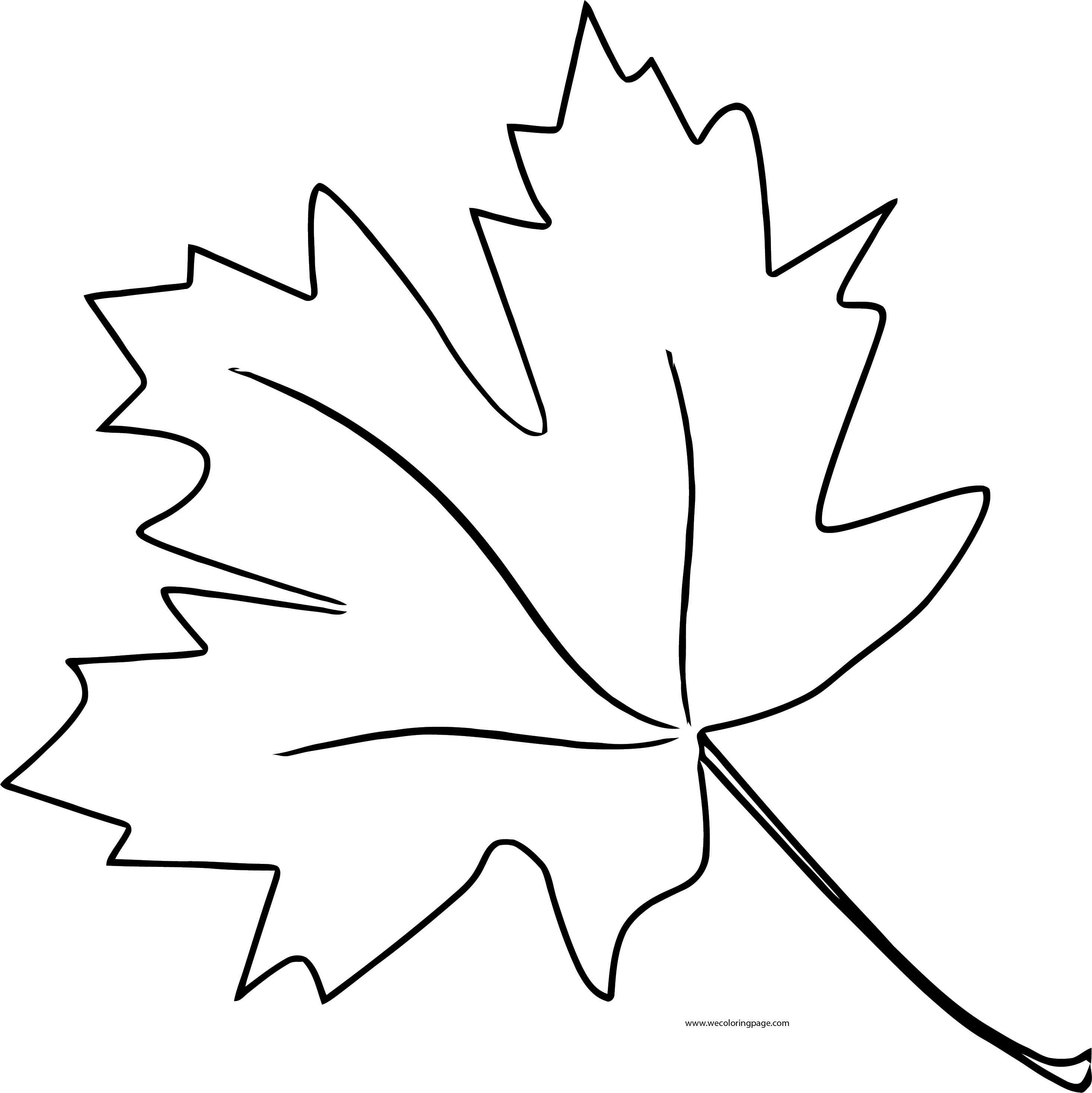 Fall Coloring Page WeColoringPage 027