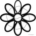Flower Coloring Page Wecoloringpage 002