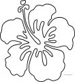 Flower Coloring Page Wecoloringpage 008
