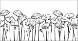Flower Coloring Page Wecoloringpage 012