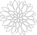 Flower Coloring Page Wecoloringpage 015